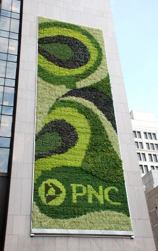 Pnc_greenwall